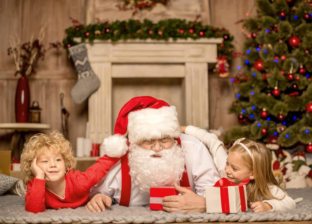 Санта Клаус в Великобритании