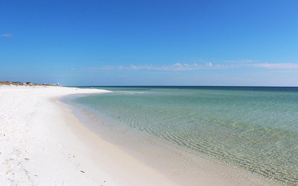парк Crayton Beach, Флорида