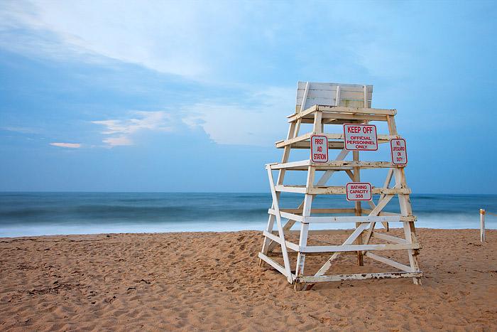 Coopers Beach, Нью-Йорк