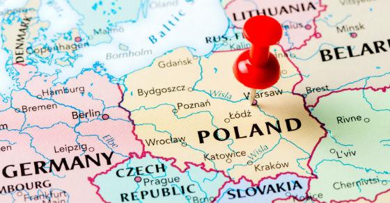 Украинцы в Польше